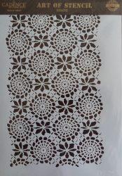 cadence stencil sablon série DS-26  25*36cm