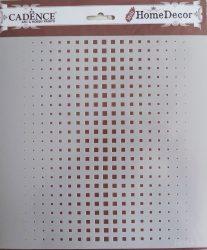 cadence stencil sablon série HDM-125 25*25