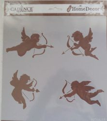 cadence stencil sablon série HDM-181 25*25