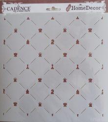 cadence stencil sablon série HDM-188 25*25