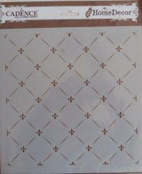 cadence stencil sablon série HDM-189 25*25