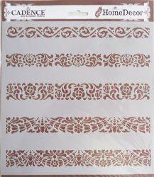 cadence stencil sablon série HDM-197 25*25