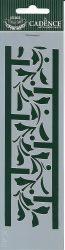 cadence stencil sablon série K-48  20*6