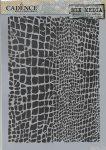 cadence stencil sablon série A4   MA-34  21*29
