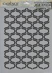 cadence stencil sablon série MA-44 21*29