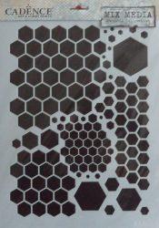 cadence stencil sablon série MA-48 21*29