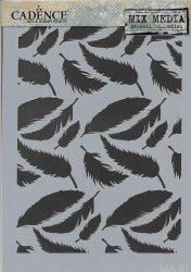 cadence stencil sablon série A4   MA-51  21*29