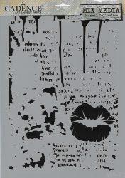 cadence stencil sablon série MA-71 21*29