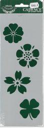 cadence stencil sablon série UA-20  25*10cm