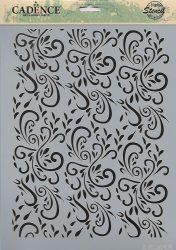 cadence stencil sablon série A4   AS-415 21*29