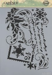 cadence stencil sablon série A4   AS-503 21*29