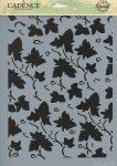 cadence stencil sablon série A4 AS-417 21*29