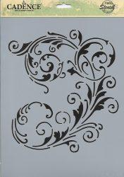 cadence stencil sablon série A4 AS-465 21*29