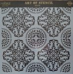 cadence stencil sablon Home Decor série  HD-84 45*45cm