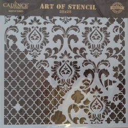 cadence stencil sablon Grunch  kollekció GCS-001 25*25cm