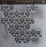 cadence stencil sablon Grunch  kollekció GCS-007 45*45cm