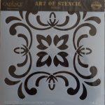 cadence stencil sablon csempe  kollekció TCS-007 30*30cm