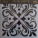 cadence stencil sablon csempe  kollekció TCS-008 30*30cm