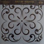 cadence stencil sablon csempe  kollekció TCS-009 30*30cm