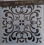 cadence stencil sablon csempe  kollekció TCS-011 30*30cm