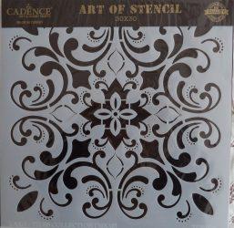cadence stencil sablon csempe  kollekció TCS-016 30*30cm