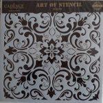 cadence stencil sablon csempe  kollekció TCS-019 30*30cm