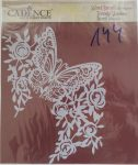 cadence stencil sablon série siluet KS-144