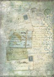 rizspapír A4 Stampéria DFSA4220